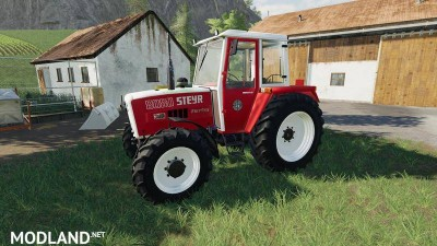 STEYR 8080 Turbo SK1 v 1.3, 1 photo