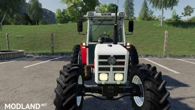 STEYR 8090a Turbo SK2 basic v 1.6, 10 photo