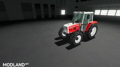STEYR 8090a Turbo SK2 basic v 1.6, 11 photo