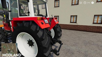STEYR 8090a Turbo SK2 basic v 1.6, 3 photo