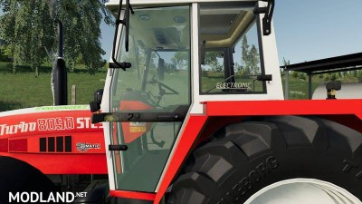 STEYR 8090a Turbo SK2 basic v 1.6, 4 photo