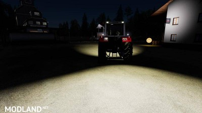 STEYR 8090a Turbo SK2 basic v 1.6, 5 photo