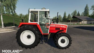 STEYR 8090a Turbo SK2 basic v 1.6, 6 photo