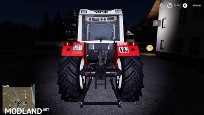 STEYR 8090a Turbo SK2 basic v 1.6, 7 photo