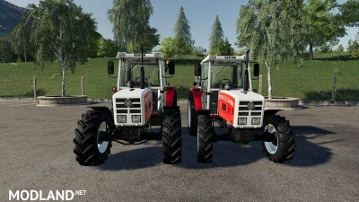 STEYR 8090a Turbo SK2 basic v 1.6, 1 photo