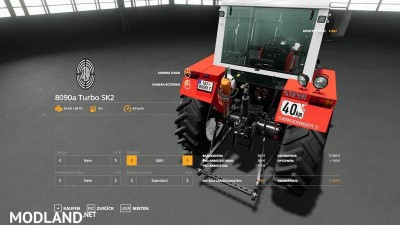 STEYR 8090a Turbo SK2 basic version v 1.5.7, 10 photo