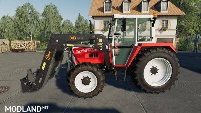 STEYR 8090a Turbo SK2 basic version v 1.5.7, 12 photo