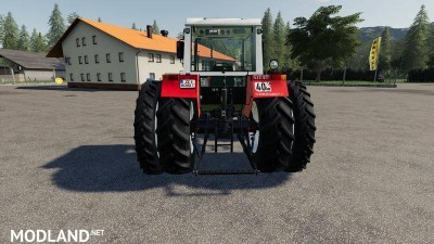 STEYR 8090a Turbo SK2 basic version v 1.5.7, 4 photo