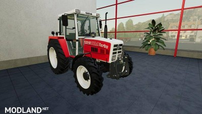 STEYR 8090a Turbo SK2 basic version v 1.5.7, 1 photo