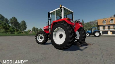 Steyr 8090a Turbo SK2 v 1.5.4, 3 photo