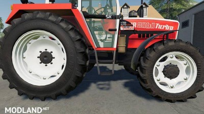 Steyr 8090a Turbo SK2 v 1.5.4, 4 photo