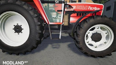 Steyr 8090a Turbo SK2 v 1.5.4, 6 photo