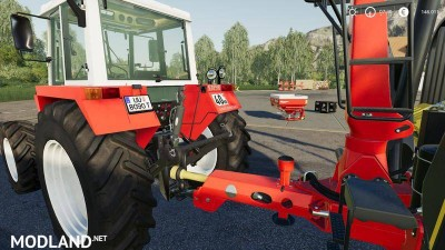 Steyr 8090a Turbo SK2 v 1.5.4, 9 photo