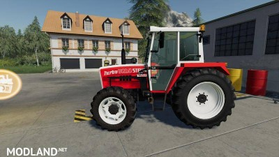 Steyr 8090a Turbo SK2 v 1.5.4, 1 photo
