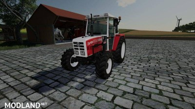 STEYR 8090a Turbo SK2 v 1.5.6, 4 photo