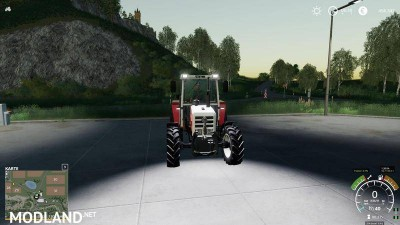 STEYR 8090a Turbo SK2 v 1.5.6, 9 photo