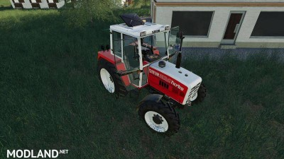 STEYR 8090a Turbo SK2 v 1.5.6, 1 photo