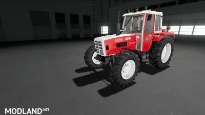 STEYR 8130a Turbo SK1 basic version v 1.1, 9 photo