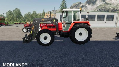 STEYR 8130a Turbo SK2 basic v 1.1, 10 photo