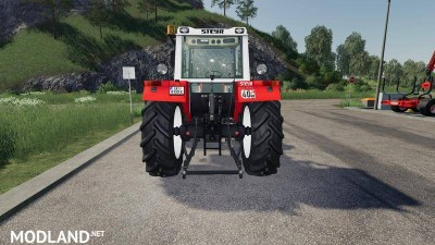 STEYR 8130a Turbo SK2 basic v 1.1, 4 photo