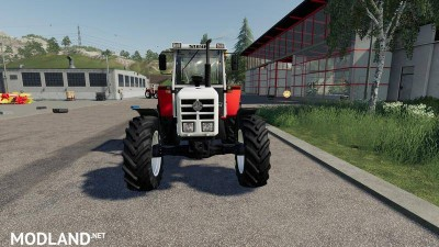 STEYR 8130a Turbo SK2 basic v 1.1, 5 photo
