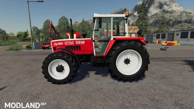 STEYR 8130a Turbo SK2 basic v 1.1, 8 photo