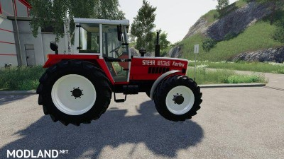 STEYR 8130a Turbo SK2 basic v 1.1, 1 photo