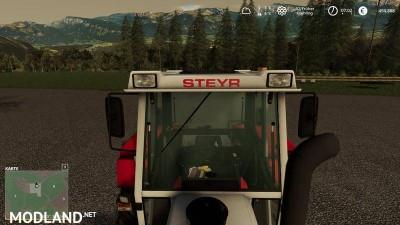 STEYR 8130a Turbo SK2 v 1.3, 2 photo