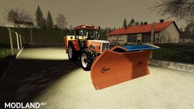 STEYR 8130a Turbo SK2 v 1.3, 6 photo