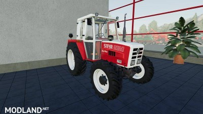 STEYR Modding Team Tractors Pack v 1.0, 10 photo