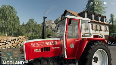 STEYR Modding Team Tractors Pack v 1.0, 12 photo
