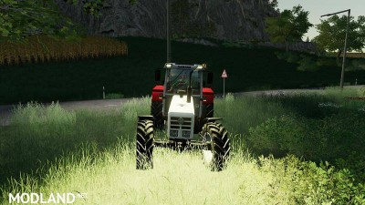 STEYR Modding Team Tractors Pack v 1.0, 2 photo
