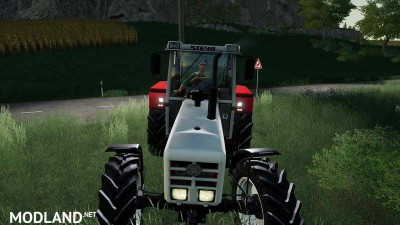 STEYR Modding Team Tractors Pack v 1.0, 3 photo