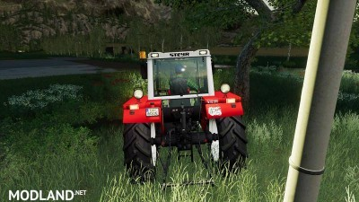 STEYR Modding Team Tractors Pack v 1.0, 5 photo