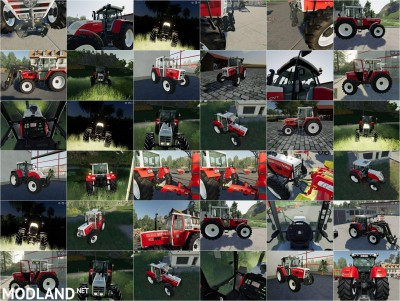 STEYR Modding Team Tractors Pack v 1.0, 1 photo