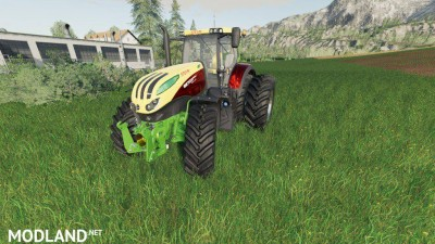 Steyr Terrus CVT - Multicolor Edition v 0.9, 2 photo
