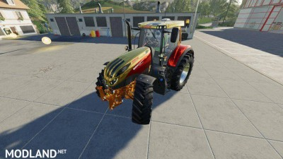 Steyr Terrus CVT - Multicolor Edition v 0.9, 1 photo
