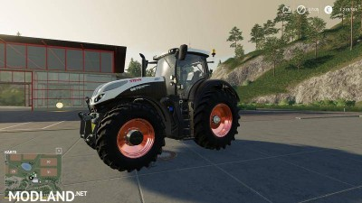 Steyr Terrus CVT Nerd MP v 1.0, 1 photo