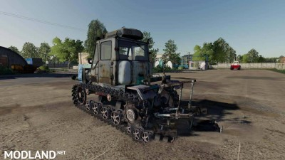 T-150 tracked HTZ v 1.0, 2 photo