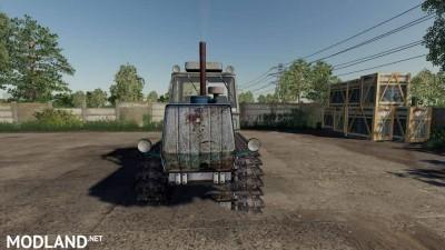 T-150 tracked HTZ v 1.0, 3 photo