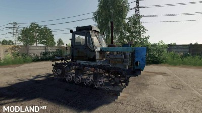 T-150 tracked HTZ v 1.0, 1 photo
