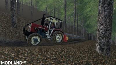 Universal 445 TURBO Forest v 1.0, 1 photo