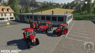 Zetor Proxima Power 100/120 v 1.0, 2 photo