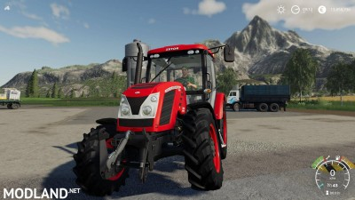 Zetor Proxima Power 100/120 v 1.0, 3 photo