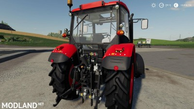 Zetor Proxima Power 100/120 v 1.0, 4 photo