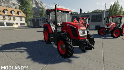 Zetor Proxima Power 100/120 v 1.0, 1 photo