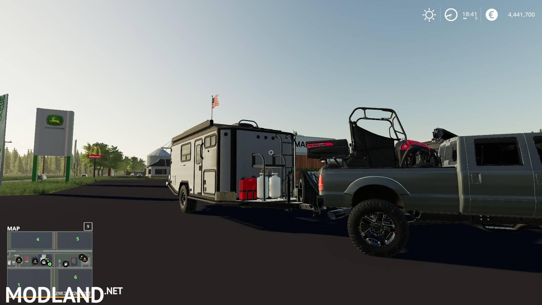 Adak Off Road Camper