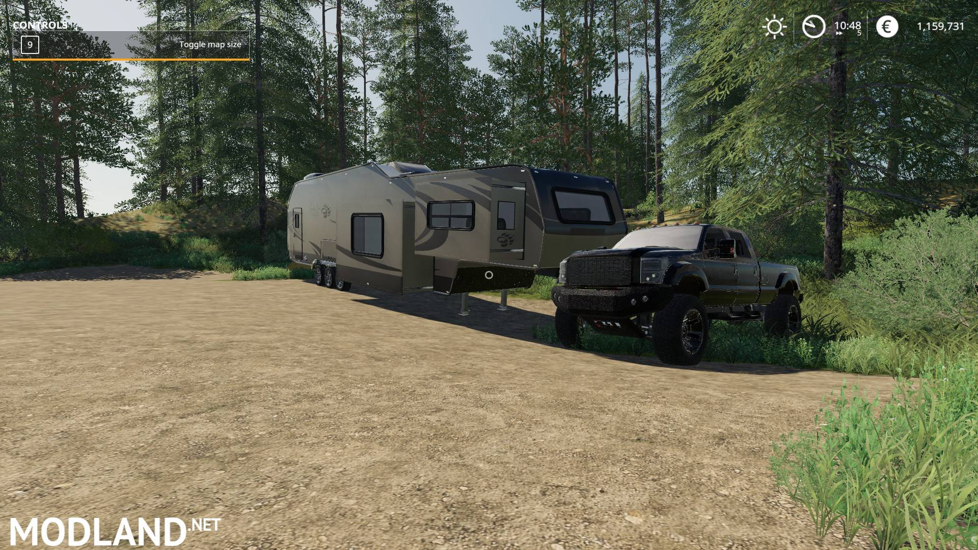 Grizzly Creek Toy Hauler
