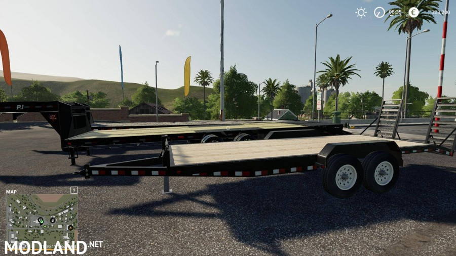 3 trailers in 1 pack
