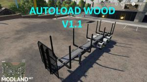 Timber Runner Wide With Autoload Wood v 1.1